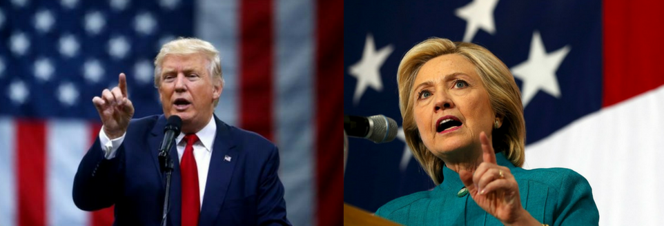 Clinton And Trump Are in a Battle to Win Over Ambivalent Voters