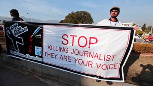 UN Shaky on Journalists' Right to Information