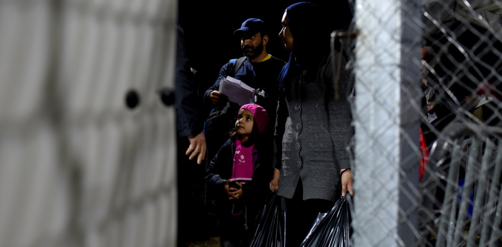 Detaining Migrant Children is a Gross Violation of Their Rights
