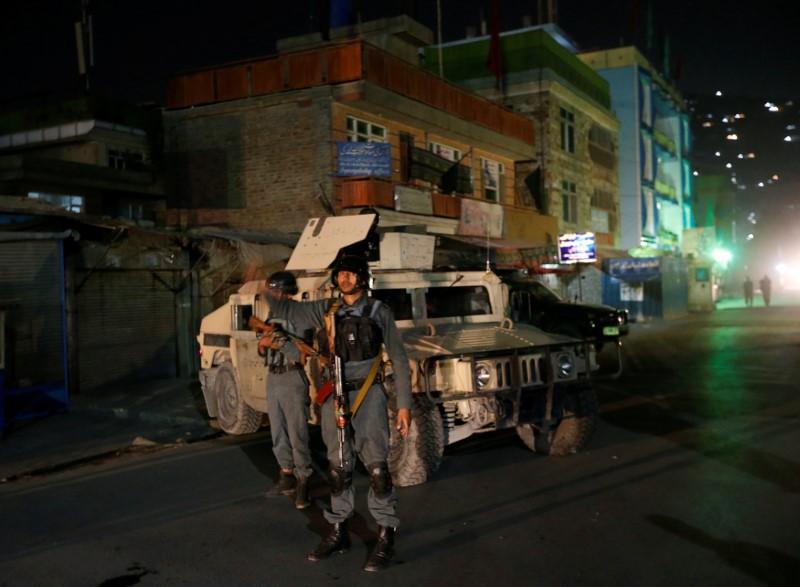Kabul: Gunman Kills 14 in Attack on Shi'ite Shrine
