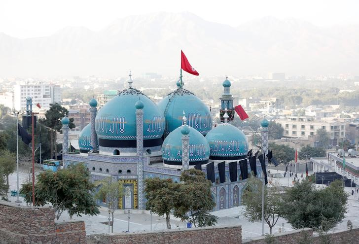ISIS Claims Responsibility for Attack on Shi'ite Shrine in Kabul