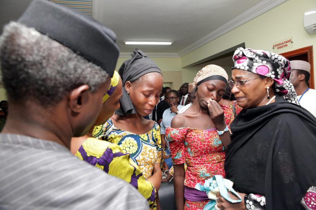Boko Haram Frees 21 Kidnapped Chibok Girls