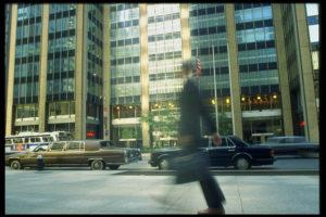 Man in Manhattan. Credit: Angelo Antonelli/Flickr CC 2.0