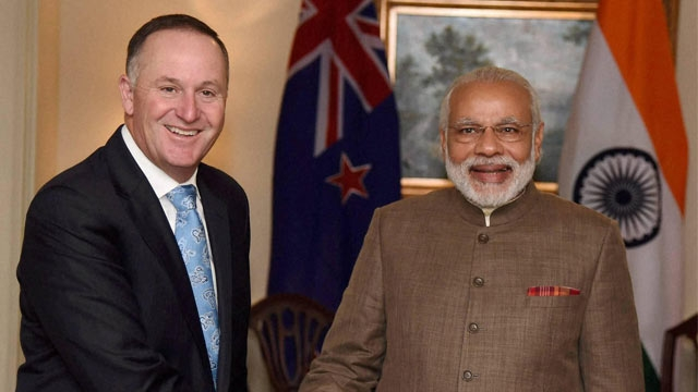 "India's NSG Bid: New Zealand Assures ""Constructive"" Contribution, But Not Firm Support"
