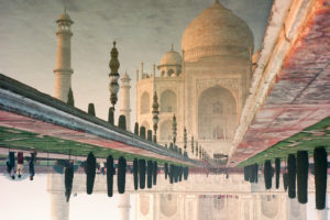 The Taj Mahal. Credit: 8838/Flickr, CC BY 2.0