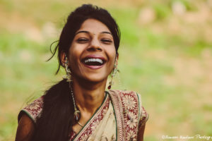 What happiness looks like. Credit: naveenkadamphotography/Flickr, CC BY 2.0