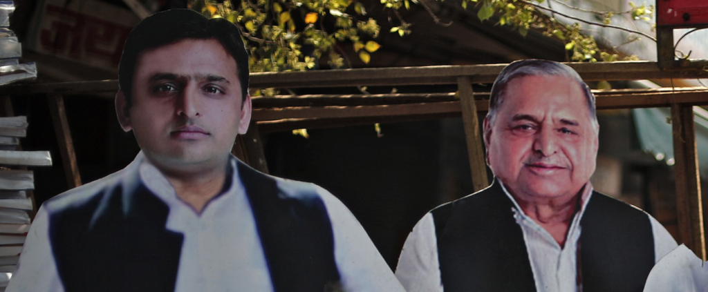 As Socialism in One Family Crumbles, Here's a Guide to the Political Fallout in Uttar Pradesh