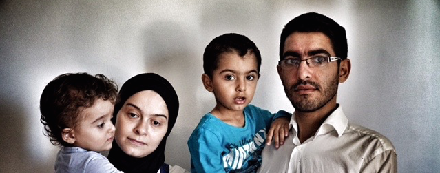 Photo Feature: A Day in the Life of a Syrian Refugee Family