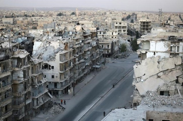 Leave Eastern Aleppo, Syrian Army Warns Rebels, Families