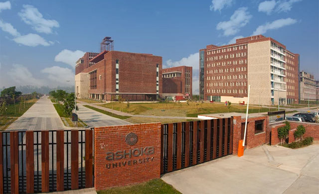 Free Speech Clamp Down Charge Roils Ashoka University