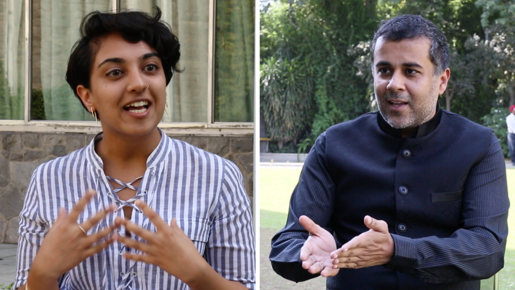 Watch: Chetan Bhagat Discusses 'One Indian Girl' and Answers Questions On Feminism