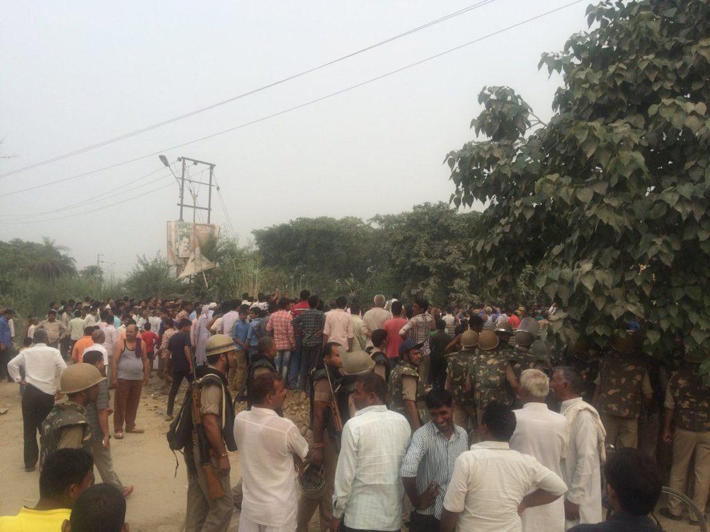 Tensions Escalate in Bisara after Dadri Lynching Accused Dies in Judicial Custody