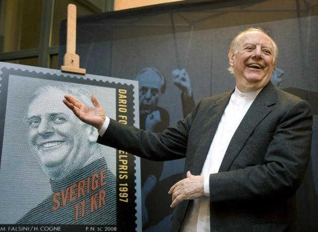Nobel Prize-Winning Italian Playwright Dario Fo Dies At 90