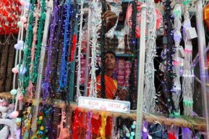 Some shopkeepers have complained of at least a 20% drop in pre-Diwali sales. Credit: Reuters/Rupak De Chowdhuri