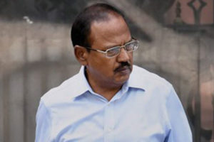 Indian National Security Advisor Ajit Doval. Credit: PTI