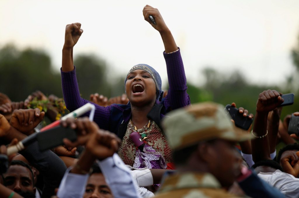 State of Emergency Declared in Ethiopia to Restore Order After Protests