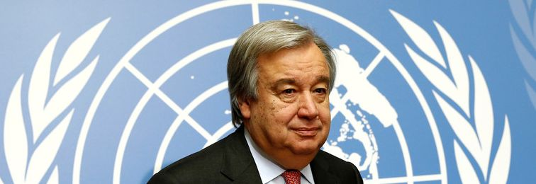 How Did We End Up With Another Man As UN Secretary-General?