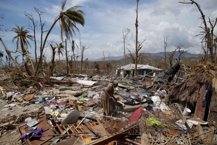 Haiti: Hurricane Matthew Death Toll Reaches 1,000
