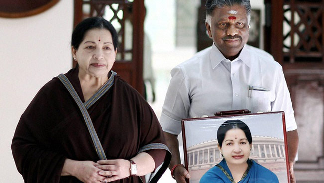 Panneerselvam Gets Jayalalithaa's Portfolios, But She Remains Chief Minister