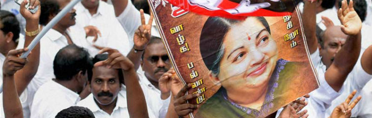 Deconstructing Jayalalithaa's Cult of Personality