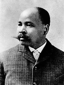 John L. Dube. Credit: Wikimedia.