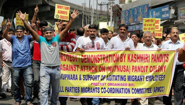 Fearing Violence, Kashmiri Pandits Demand Security Pickets Be Put Back in Place