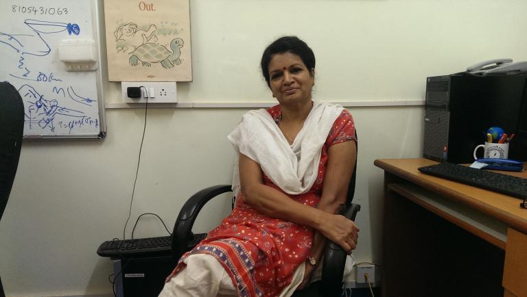 "Finding ""Faults"" With Kusala Rajendran"