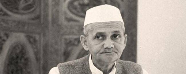Indian Politics Today Is Antithetical To Lal Bahadur Shastri's Beliefs