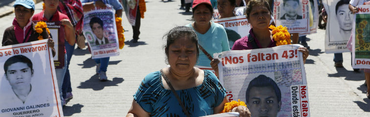 Why is Mexico Lagging So Badly on Human Rights?