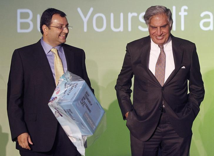 Ratan Tata Also Moves SC Against NCLAT Order Restoring Cyrus Mistry