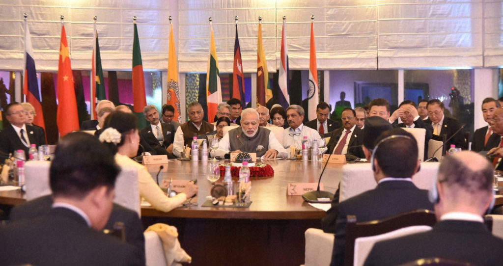 BIMSTEC Supports India on 'Strong Measures' Against 'States Supporting Terror'