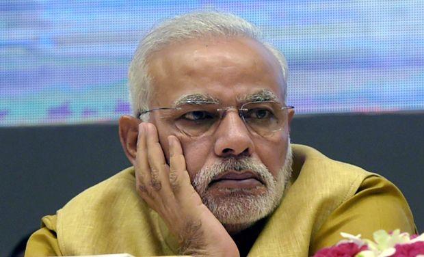 Narendra Modi. Credit: PTI