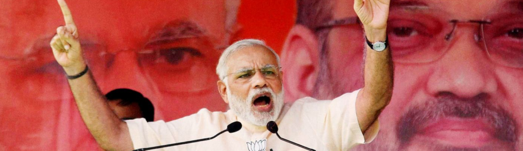 Modi and BJP Are Openly Politicising National Security, After Saying They Will Not