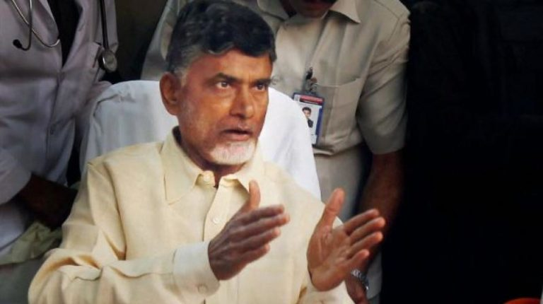 Andhra Pradesh Chief Minister N. Chandrababu Naidu Credit: PTI