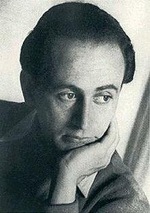 Paul Celan. Credit: Wikimedia Commons
