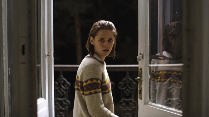 A still from Personal Shopper