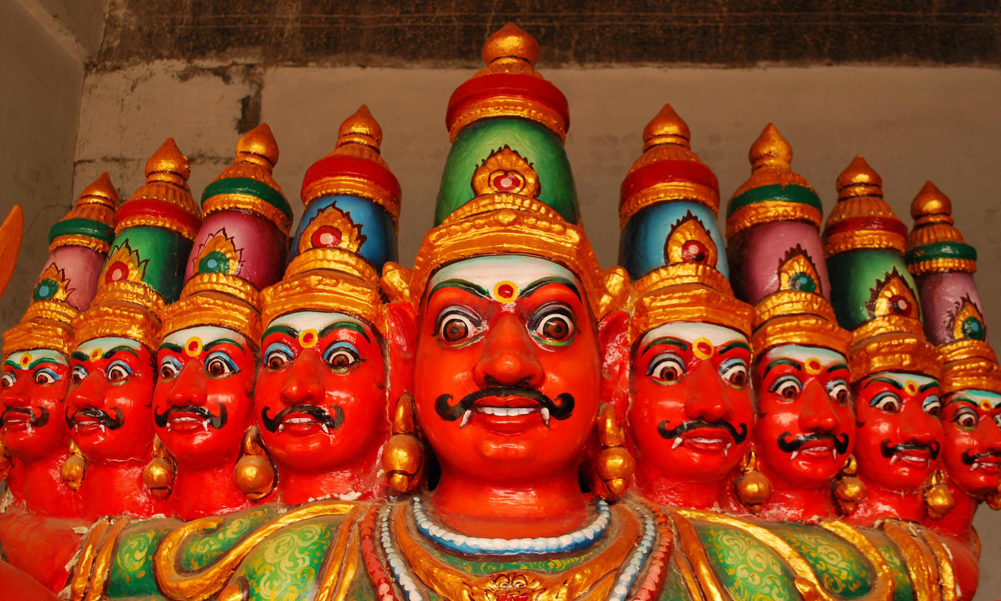 Freedom Under Fire: The Rights of Ravana