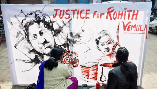 Outrage Over Judicial Report Saying Rohith Vemula's Mother Faked Dalit Certificate