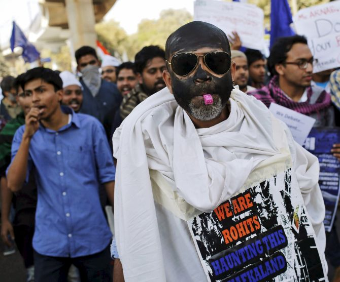 Freedom Under Fire: Dalit or Not?; 'Azaadi ki Udaan'