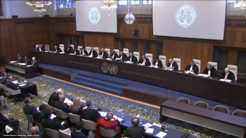World Court Rejects Marshall Islands Case on Nuclear Disarmament Against India, Pakistan, UK