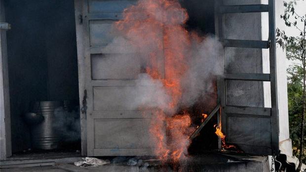 Fire Cracker Mishap at Sivakasi Kills Eight