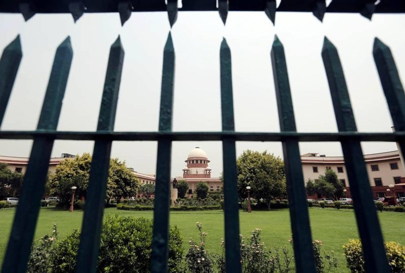 Supreme Court of India. Credit: Reuters/Anindito Mukherjee