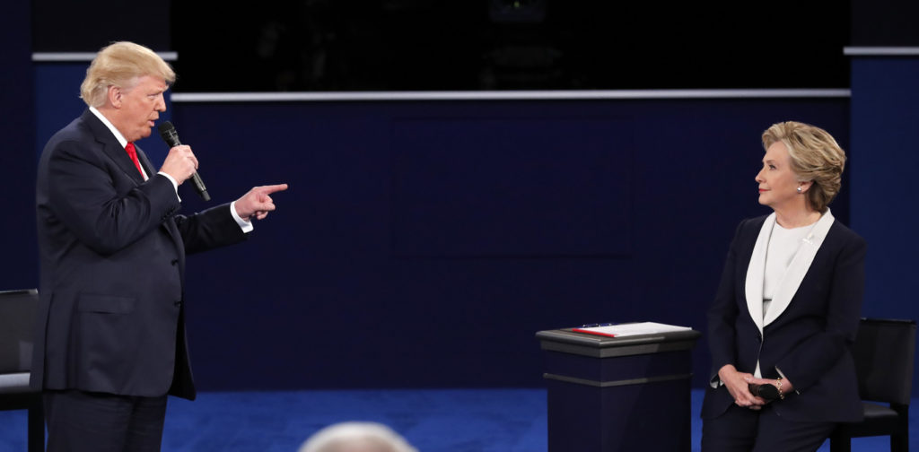 Trump vs. Clinton: Three Key Moments From the Second Debate