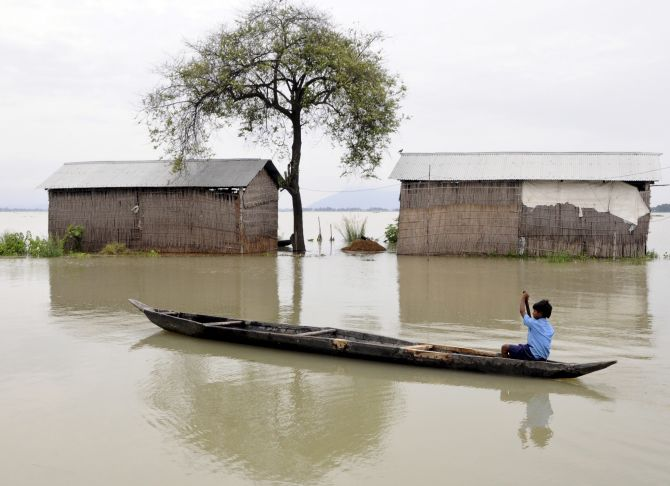 Climate Change Linked to Surge in Japanese Encephalitis in Northeast India