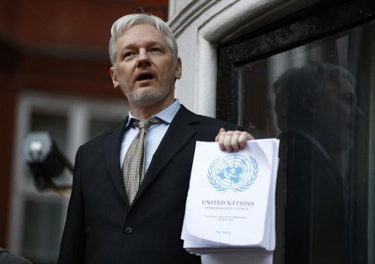 Ecuador Cuts Internet Access for Julian Assange to Preserve Neutrality in US Election