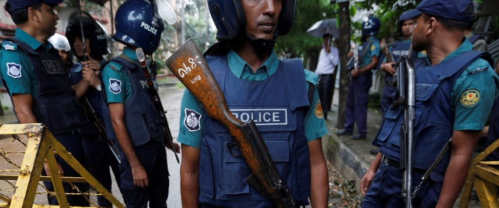 Due Process and Bangladesh's Counter-Terrorism Measures