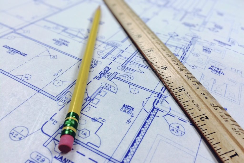 Architecture is a male-dominated industry, with . Credit: Pixabay