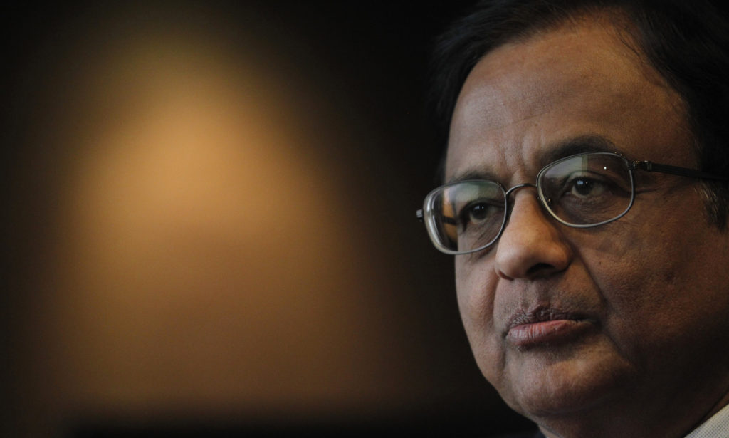 Chidambaram Interview Dropped as NDTV Censors News that 'Compromises National Security'