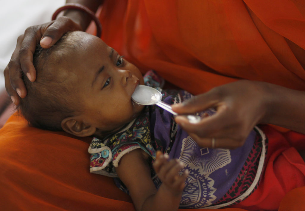 Five in Six Infants Undernourished, Risk Irreversible Mental and Physical Damage, Says UNICEF