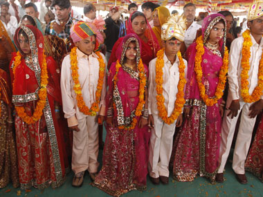One Girl Under 15 Married Every Seven Seconds, Says New Report